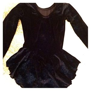 Girls skating dress